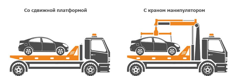 Эвакуатор Дубровка