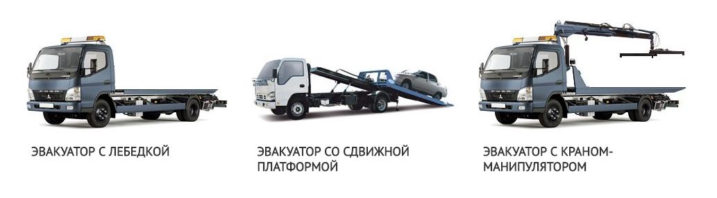Эвакуатор Некрасовка